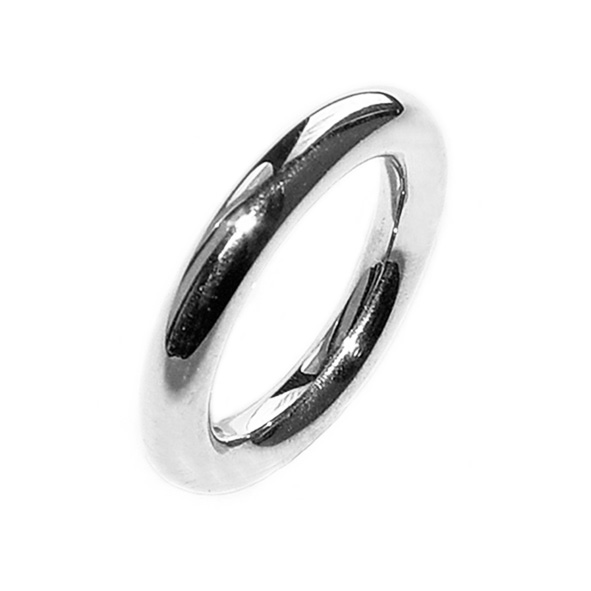 Medium 18ct wedding band. this is a comfortable 4mm round halo band (designed to go with 4mm tapering diamond wiggly ring) The ring is also available in silver, 9ct white/yellow gold, 18ct yellow gold & platinum - prices on request.