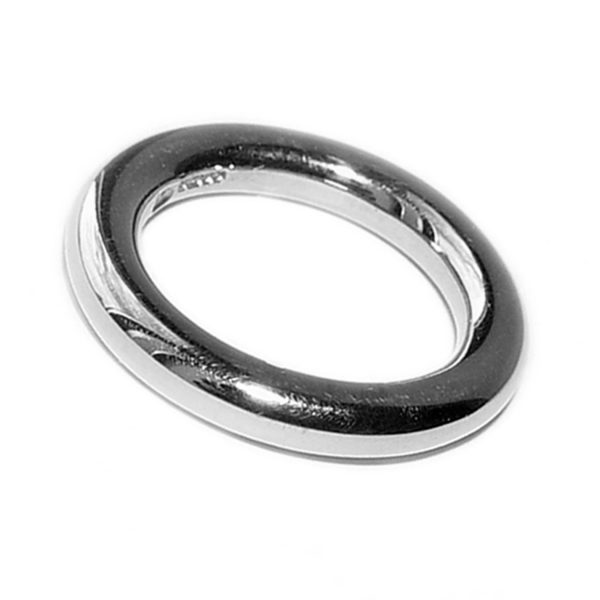 The wiggly halo wedding band is a comfortable 4mm band (designed to go with the 4mm tapering diamond ring) The ring is also available in silver, 9ct white/yellow gold, 18ct yellow gold & platinum – prices on request. The wiggly halo wedding band is individually handmade to order. Please let us know your ring size when you place your order. Ring sizes H-Q (including 1/2 sizes). We have used the UK/AU sizing system, however. If you have a ring size based on EU, US/Canada or any other international sizing system we can convert it . The ring has a Paul Finch hallmark and conforms to the British hallmarking standard . It is delivered in a Paul Finch Jewellery box.